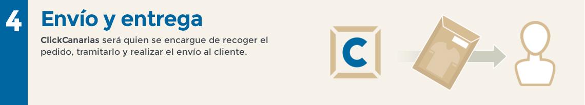 ClickCanarias Paso 4